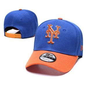 New York Mets Snapback Hat Baseball Cap